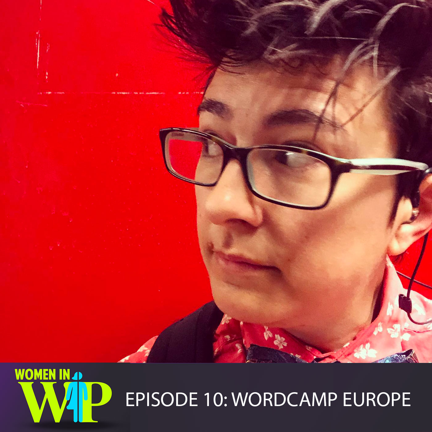 010: Tracy goes to WordCamp Europe